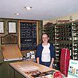Tasting Room at Llanerch Vineyard