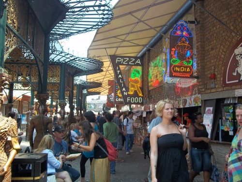 London's Camden Market