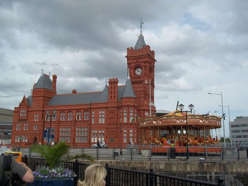 Pierhead Building, Cardiff